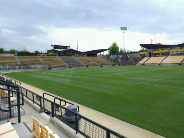 Fifth Third Bank Stadium, sección: 126, fila: c, asiento: 8