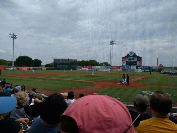 Nelson W. Wolff Municipal Stadium, sección: 103, fila: i, asiento: 2