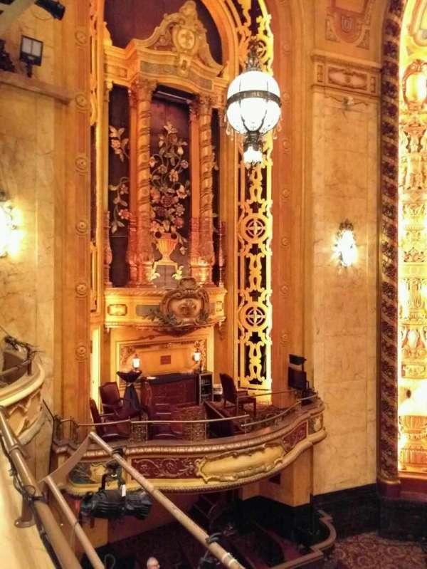 Shea's Buffalo, sección: Balcony 4, fila: aa, asiento: 101
