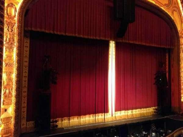 Shea's Buffalo, sección: Balcony 5, fila: aa, asiento: 19