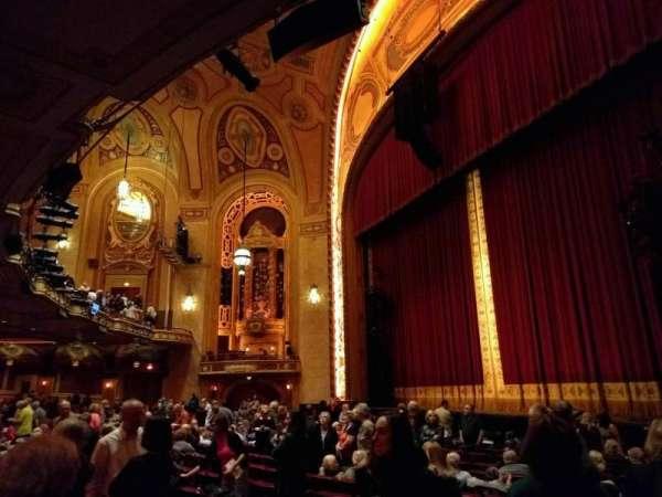 Shea's Buffalo, sección: Orchestra 1, fila: o, asiento: 44