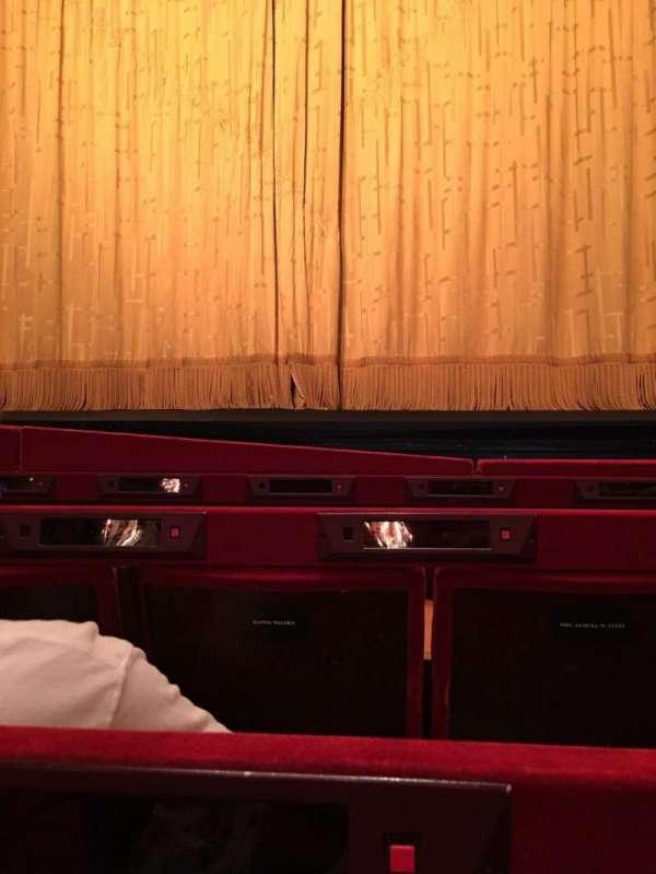 Metropolitan Opera House - Lincoln Center, sección: Orch, fila: C, asiento: 112