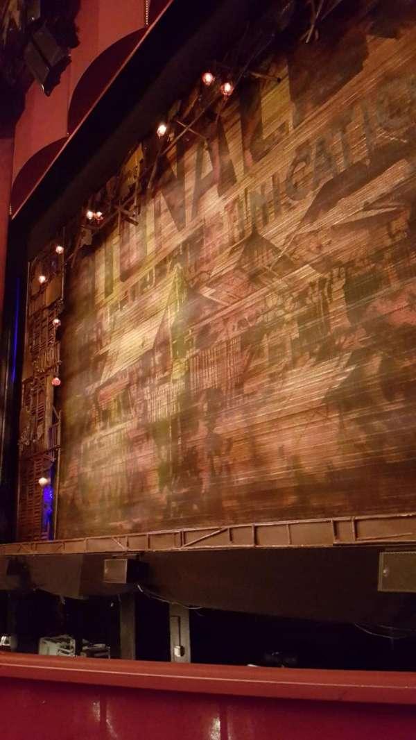 The Kennedy Center Opera House, sección: Orchestra Right, fila: E, asiento: 10