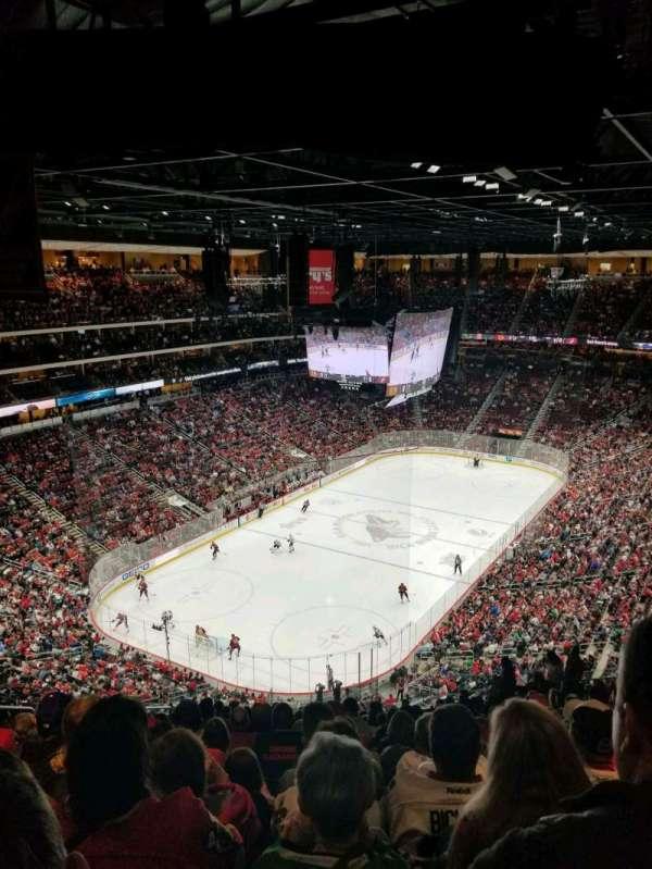 Gila River Arena, sección: 220, fila: Q, asiento: 16