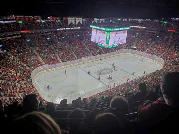 Centre Bell, sección: 305, fila: C, asiento: 8
