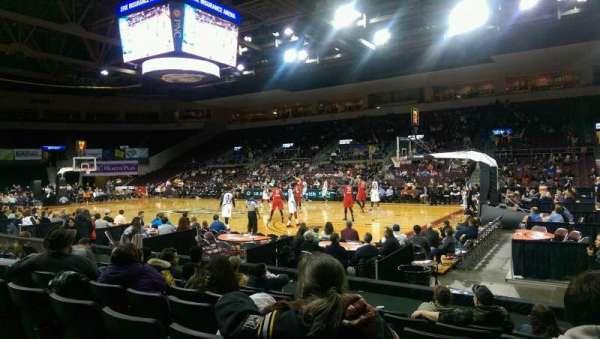Erie Insurance Arena, sección: 122, fila: G, asiento: 3