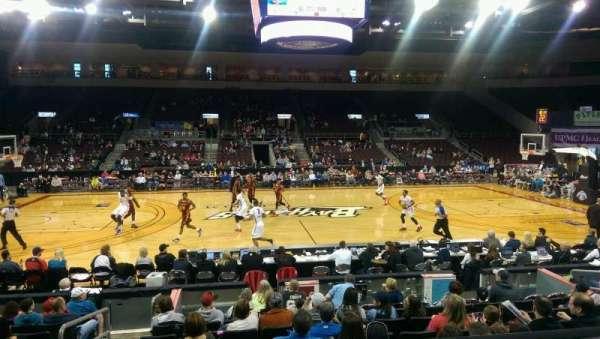 Erie Insurance Arena, sección: 204, fila: L, asiento: 11