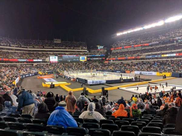 Lincoln Financial Field, sección: 127, fila: 28, asiento: 12
