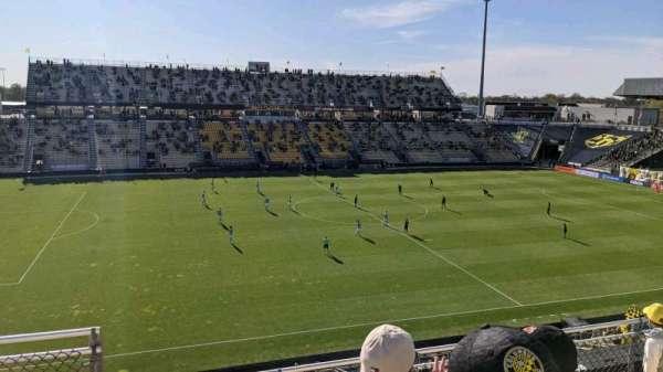 Historic Crew Stadium, sección: 208, fila: 5, asiento: 13