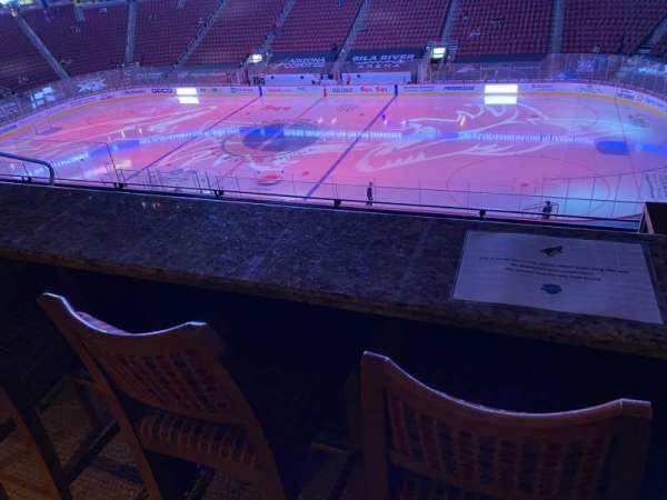 Gila River Arena, sección: 1104
