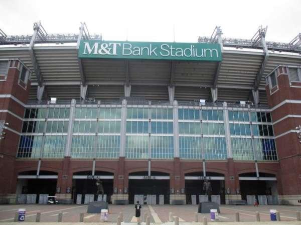 M&T Bank Stadium, sección: EXTERIOR