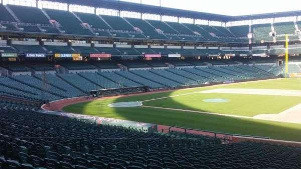Oriole Park at Camden Yards, sección: 20, fila: 29, asiento: 1