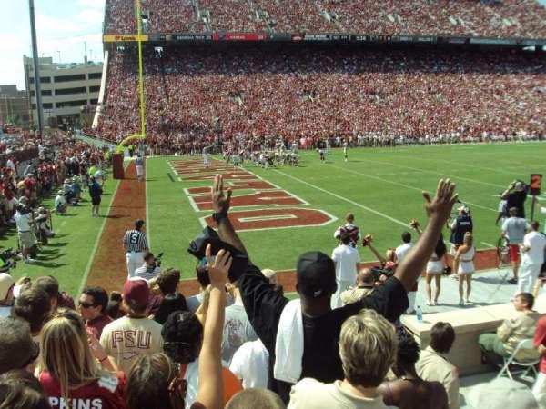Gaylord Memorial Stadium, sección: 34, fila: 5, asiento: 5-6