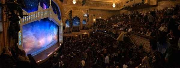 Eugene O'Neill Theatre, sección: Lftbox, fila: C, asiento: 2