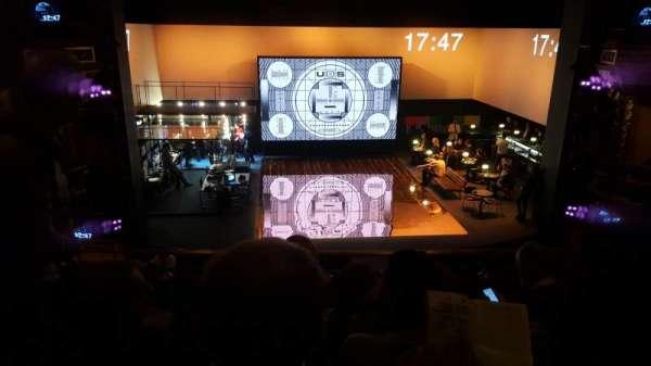 Belasco Theatre, sección: Mezzanine C, fila: E, asiento: 103