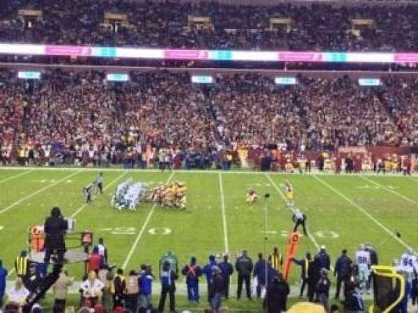 FedEx Field, sección: 122, fila: 22, asiento: 22