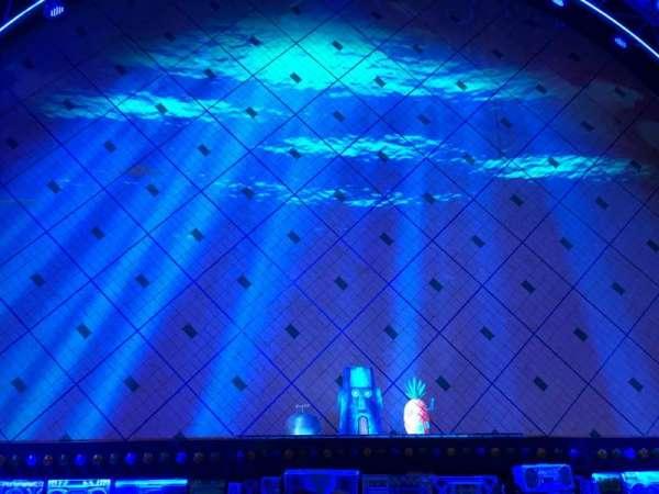 Palace Theatre (Broadway), sección: ORCH Center, fila: C, asiento: 101