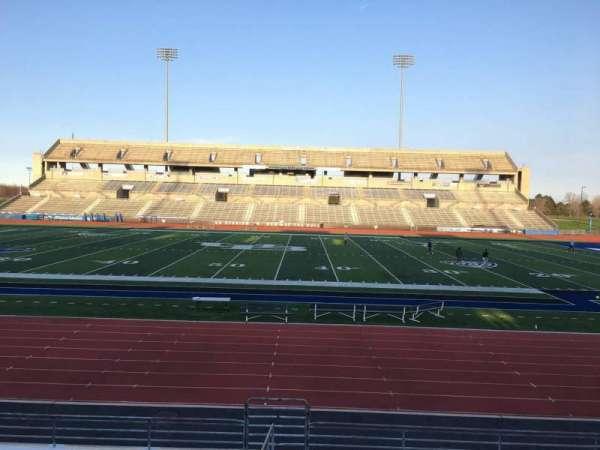 UB Stadium, sección: 105, fila: N, asiento: 20