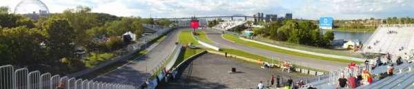 Circuit Gilles Villeneuve, sección: 34, fila: Top