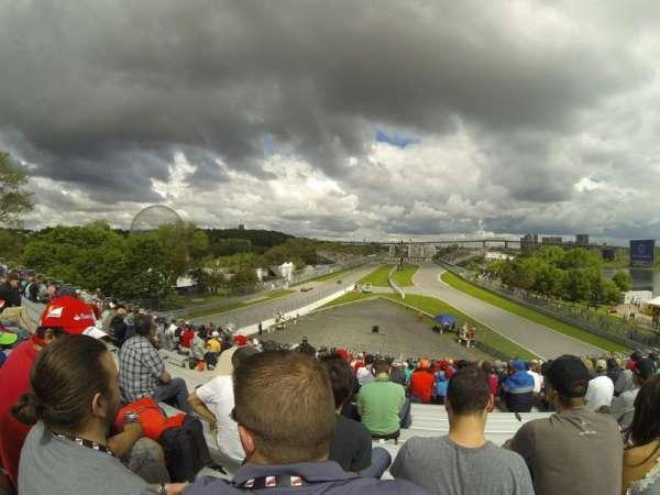 Circuit Gilles Villeneuve, sección: 34