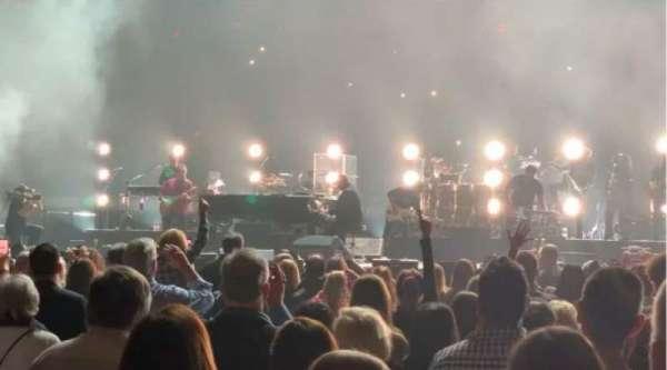 Madison Square Garden, sección: A, fila: 17, asiento: 5