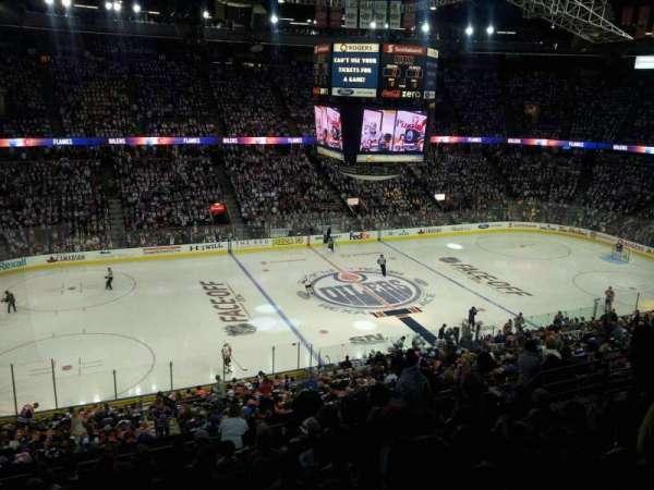 Northlands Coliseum, sección: 221, fila: 32, asiento: 10