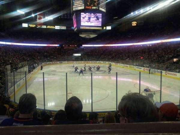 Northlands Coliseum, sección: 112, fila: 12, asiento: 3