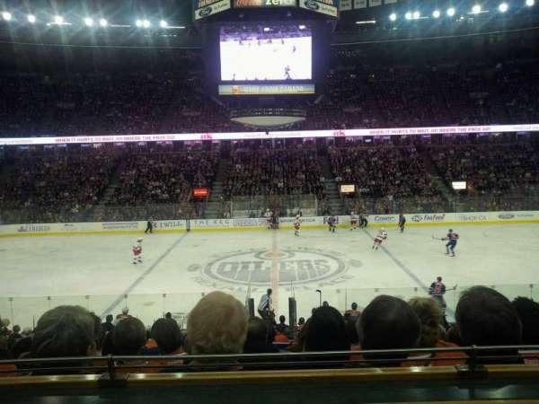 Northlands Coliseum, sección: executive suite 109, fila: 1, asiento: 10