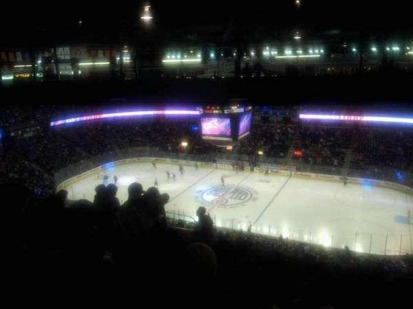Northlands Coliseum, sección: 335, fila: 50, asiento: 3