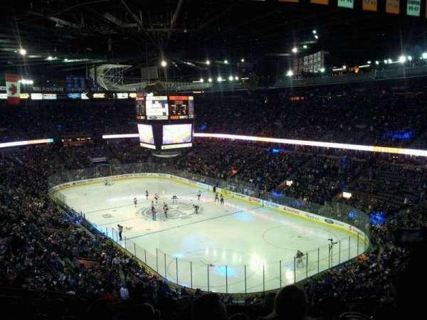 Northlands Coliseum, sección: 213, fila: 36, asiento: 10