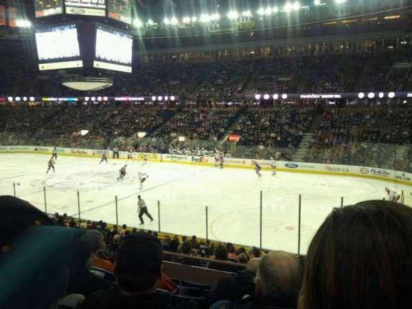 Northlands Coliseum, sección: 134, fila: 18, asiento: 10