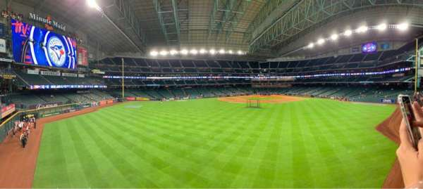 Minute Maid Park, sección: Home Run Pump Deck