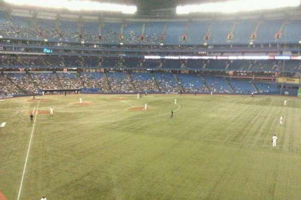 Rogers Centre, sección: 209L, fila: 3, asiento: 101