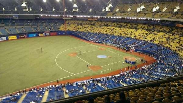 Olympic Stadium, Montreal, sección: 426, fila: A, asiento: 5