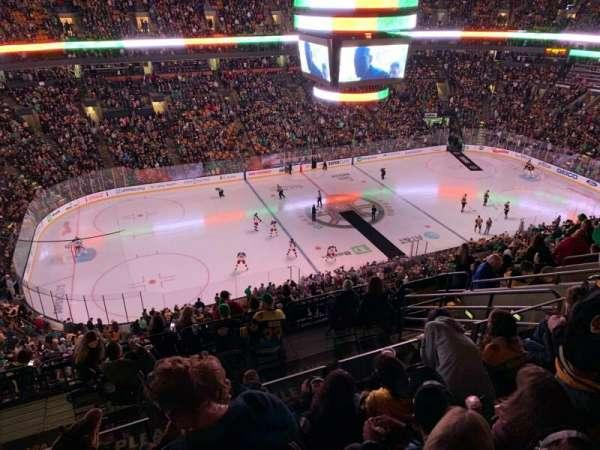 TD Garden, sección: Bal 303, fila: 10, asiento: 11