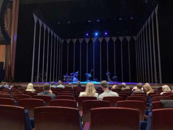 Walt Disney Theatre - Dr. Phillips Center, sección: ORC CTR, fila: G, asiento: 115