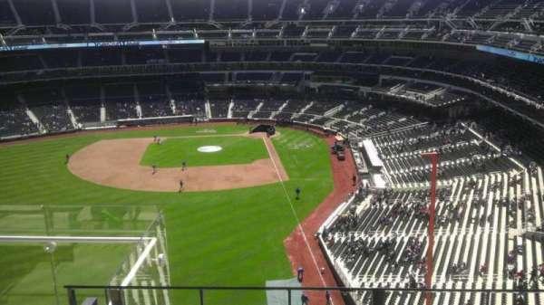 Citi Field, sección: 533, fila: 3, asiento: 10