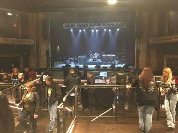 Agora Theater & Ballroom, sección: GA