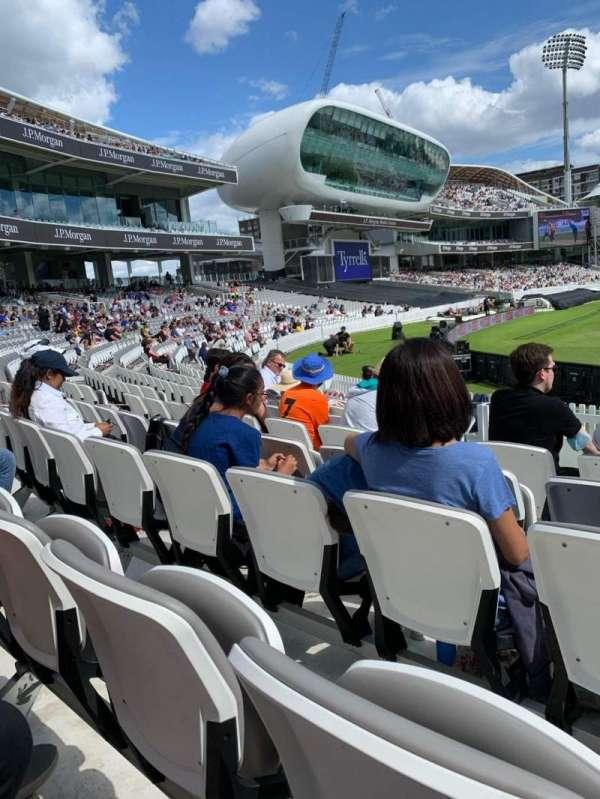 Lord's Cricket Ground, sección: C1, fila: 13, asiento: 13