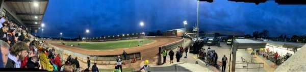 National Speedway Stadium, Belle Vue, Manchester, sección: A, fila: C, asiento: 1