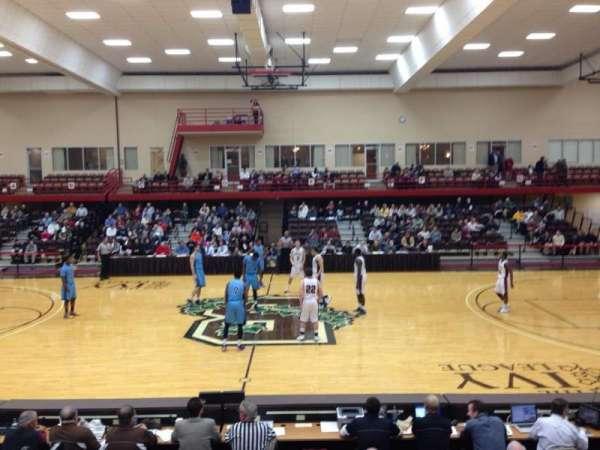 Pizzitola Sports Center, sección: M, fila: H, asiento: 7