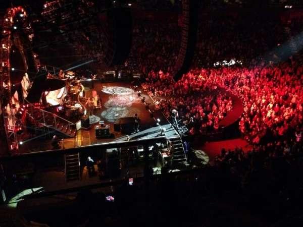 Mohegan Sun Arena, sección: 119, fila: E, asiento: 13