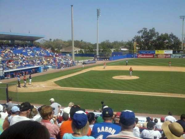 Florida Auto Exchange Stadium, sección: 203, fila: 9, asiento: 4