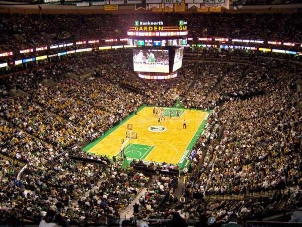 TD Garden, sección: BAL 307, fila: 10, asiento: 10