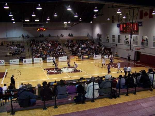 Burridge Gymnasium, sección: GA