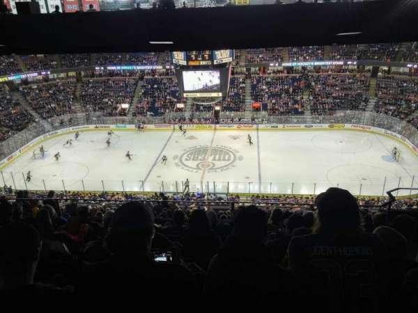Northlands Coliseum, sección: 337, fila: 48, asiento: 4