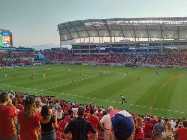 Rio Tinto Stadium, sección: 36, fila: Z, asiento: 5