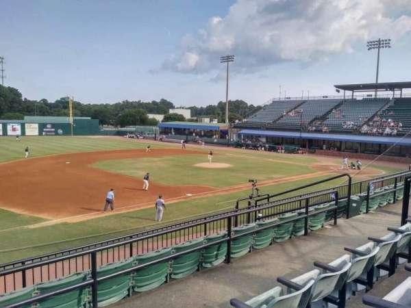 Hank Aaron Stadium, sección: GA