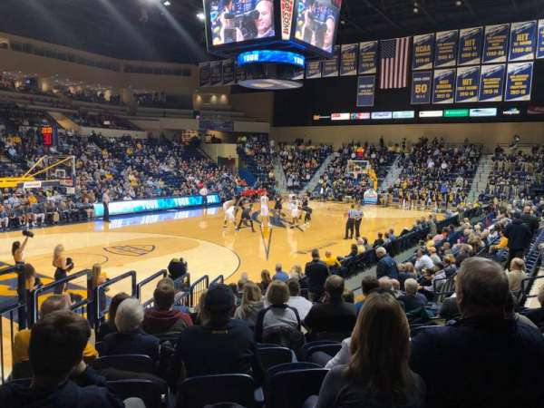 Savage Arena, sección: 104, fila: 12, asiento: 17