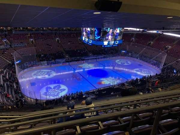 Scotiabank Arena, sección: 311, fila: 17, asiento: 24